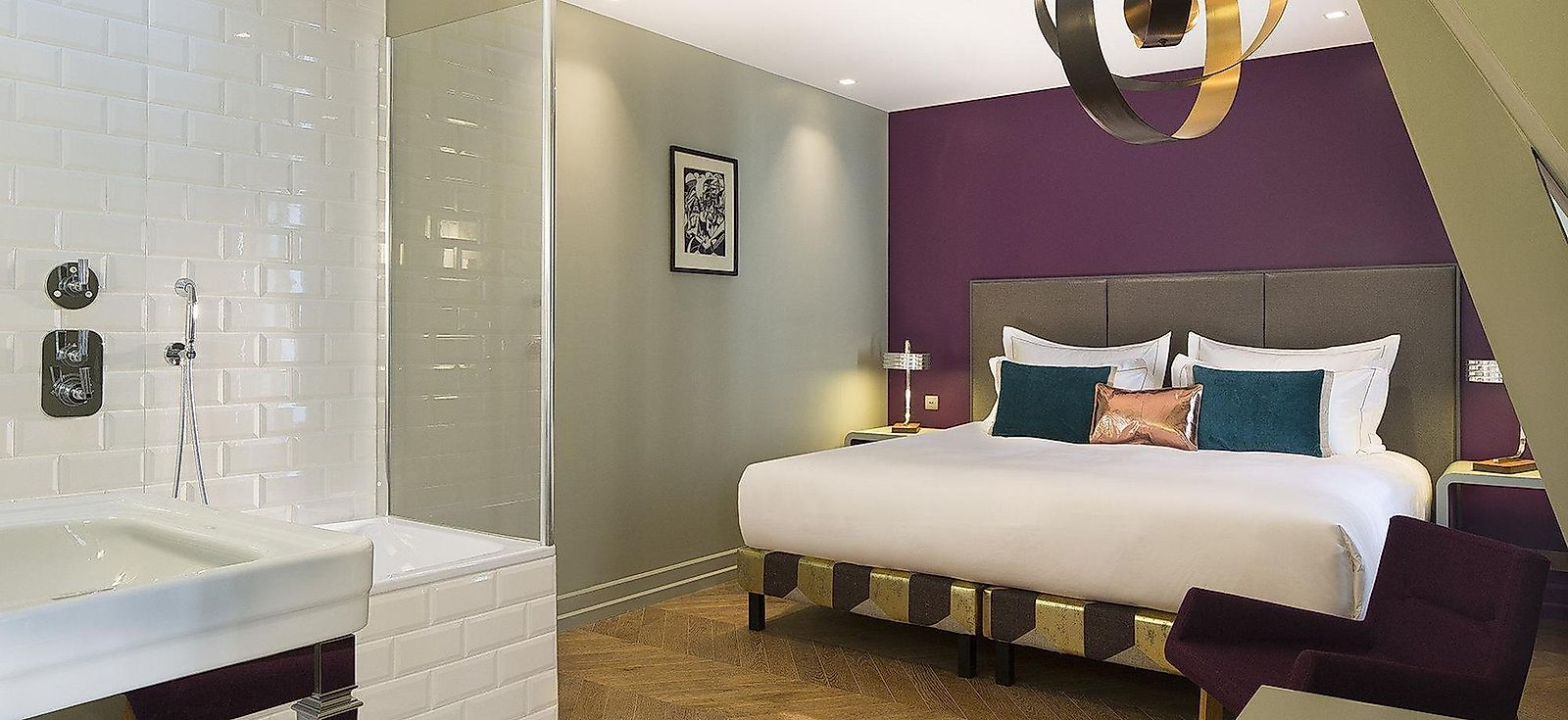 Hotel Relais Bosquet Monsieur Cadet Hotel Spa Paris